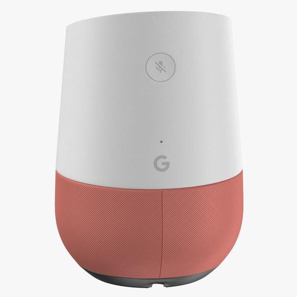 3D google home newest gen