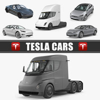 Tesla Cars Big Collection