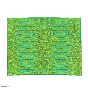 3D model reptile nature animal