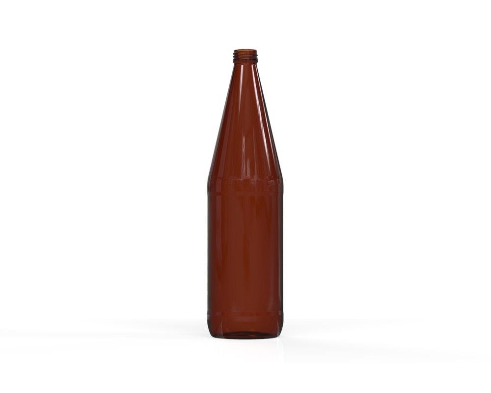 glass bottle 65 model
