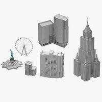 building 6 product 3D