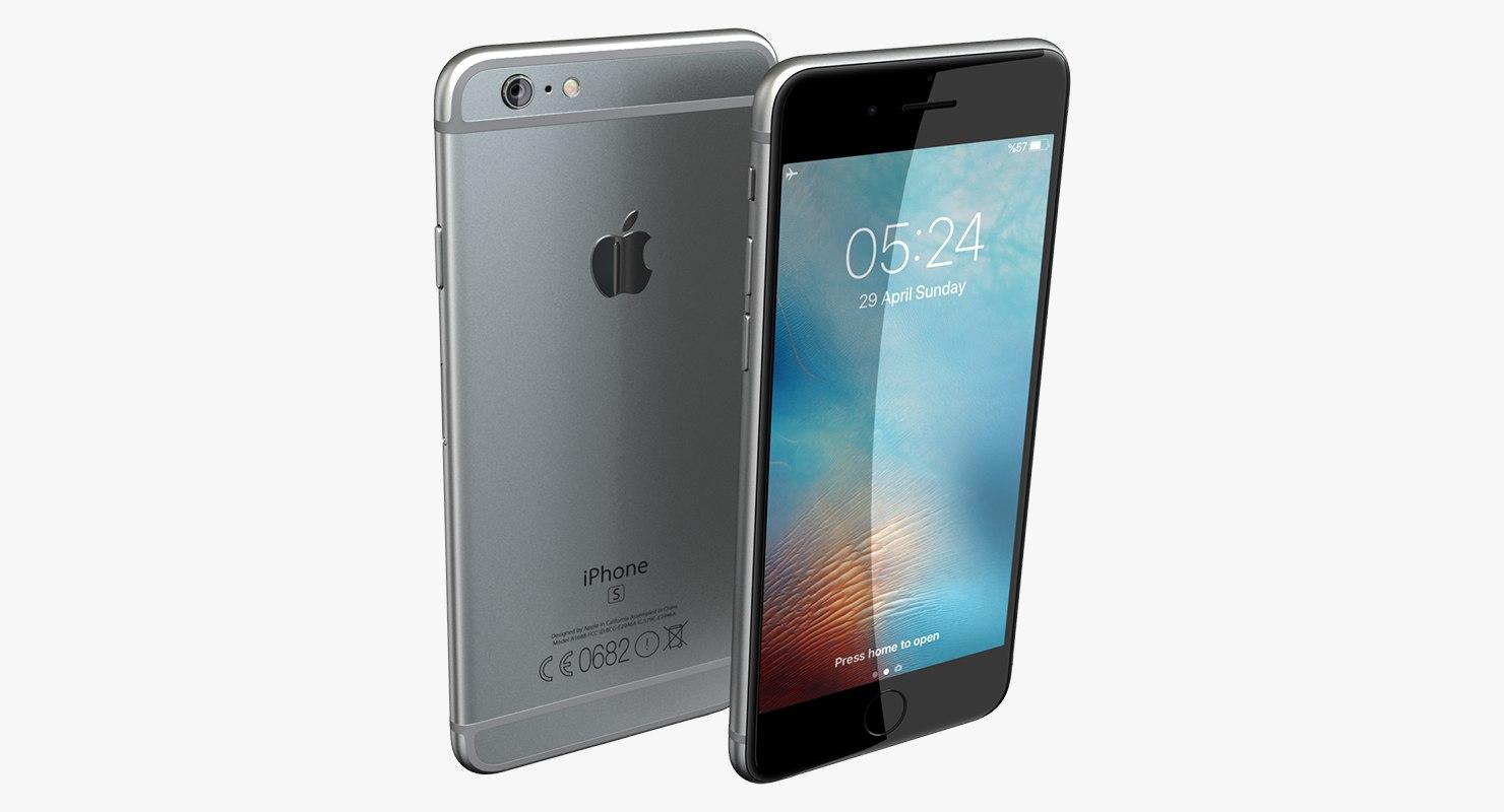 iphone 6s model
