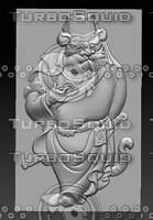 3D chinese zodiac signs
