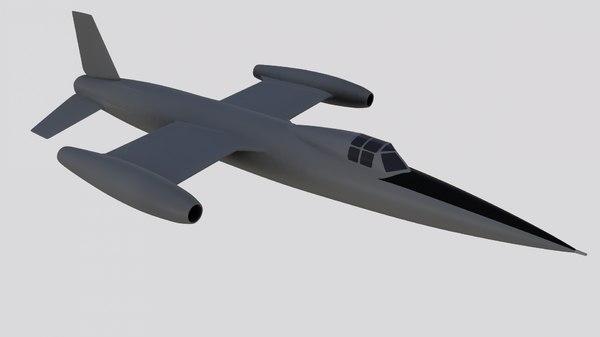 3D sncaso 9050 trident ii model