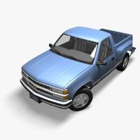 chevrolet c k pickup 3D model