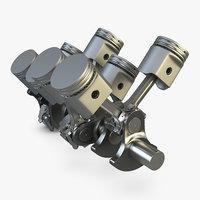 crankshaft motor model