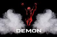demon red 3D