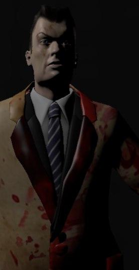 male psycho doctor 3D