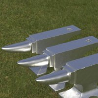 3D anvil tool industrial