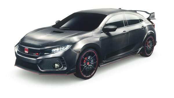 2018 honda civic type r model