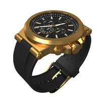 3d Michael kors- folded watch model