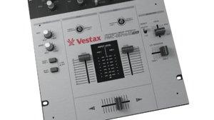 vestax pmc-05 pro iii 3D model