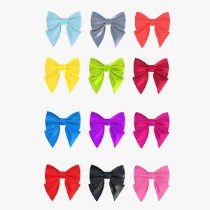 bow 02 3D