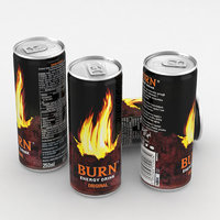 3D beverage drink energy