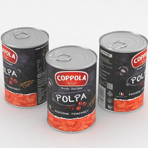 food tomato pomodoro 3D