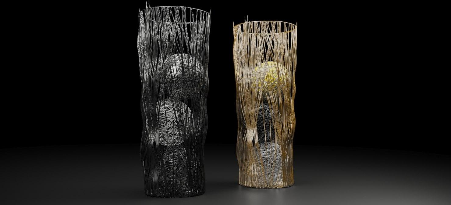 3D metal mesh 2018