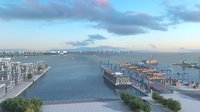 3D dock harbour industrial