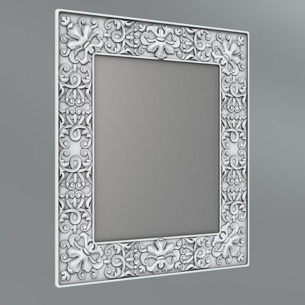 3D classical decoration