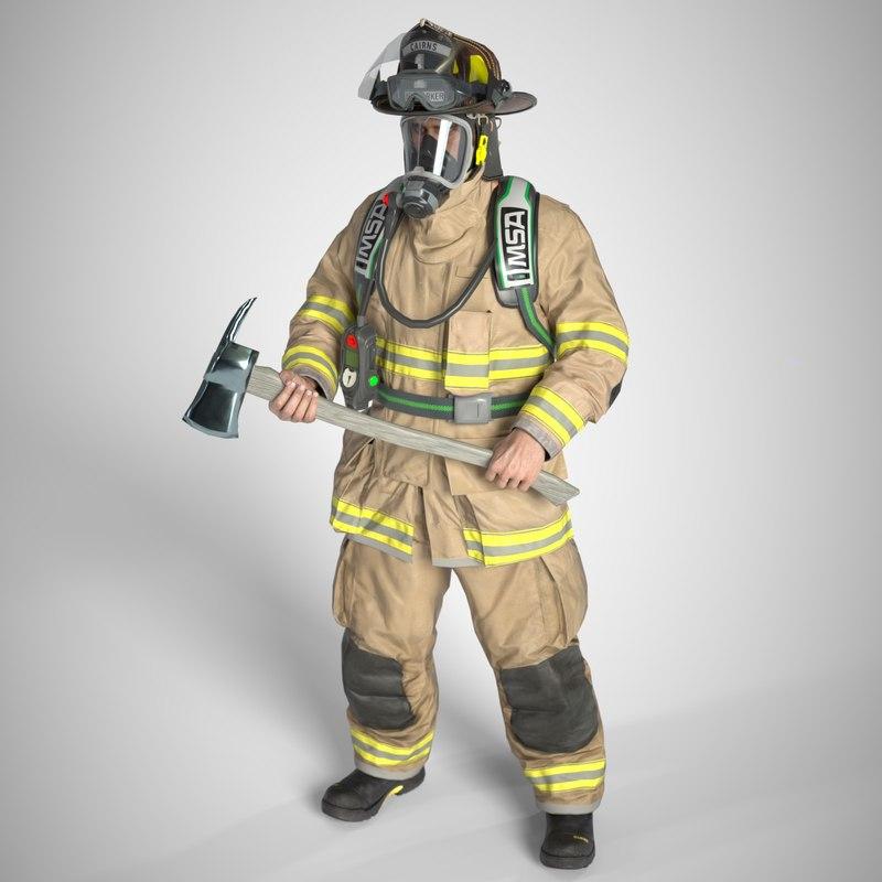 3D vr helmet model