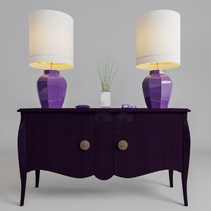 3D decorative set marioni