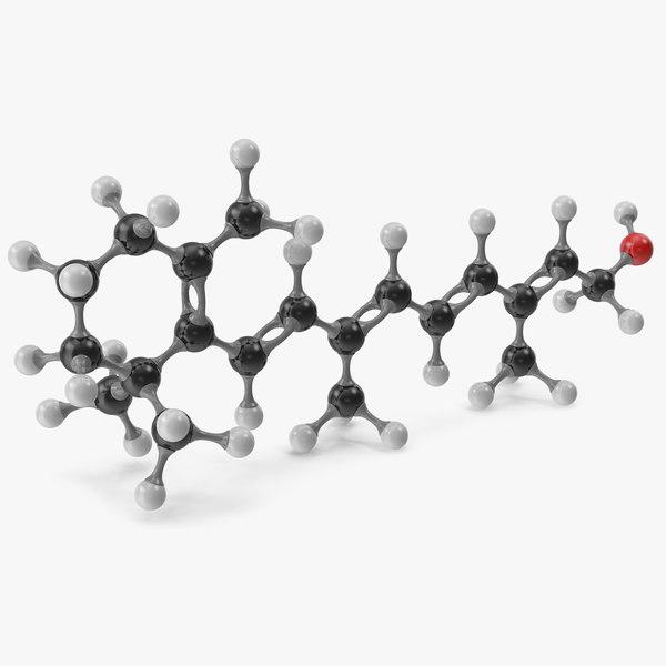 3D molecule chemistry