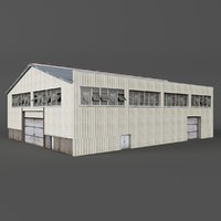 Warehouse Building 7