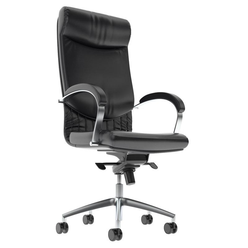 3D model vega chair