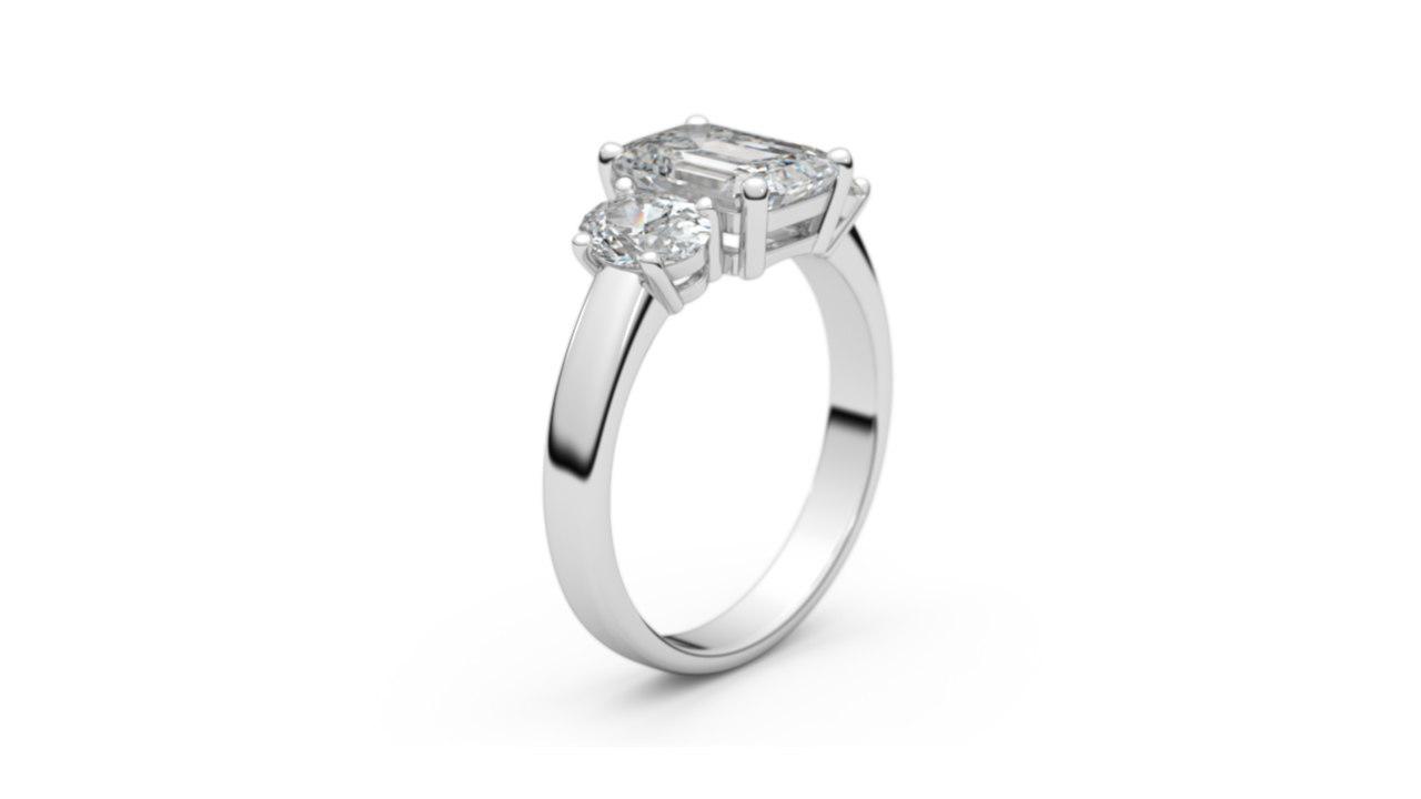 print ring stones 3D model