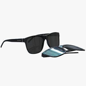 3D hb sunglasses