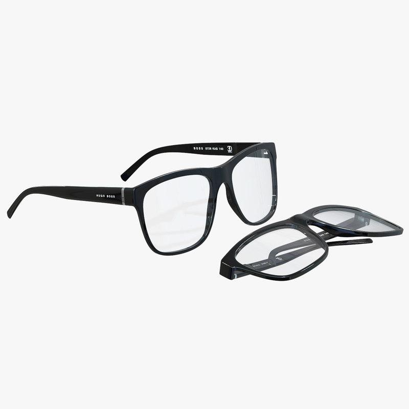 hb glasses 3D