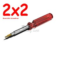 flat reversible screwdriver 3D model