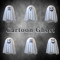 Cartoon Ghost
