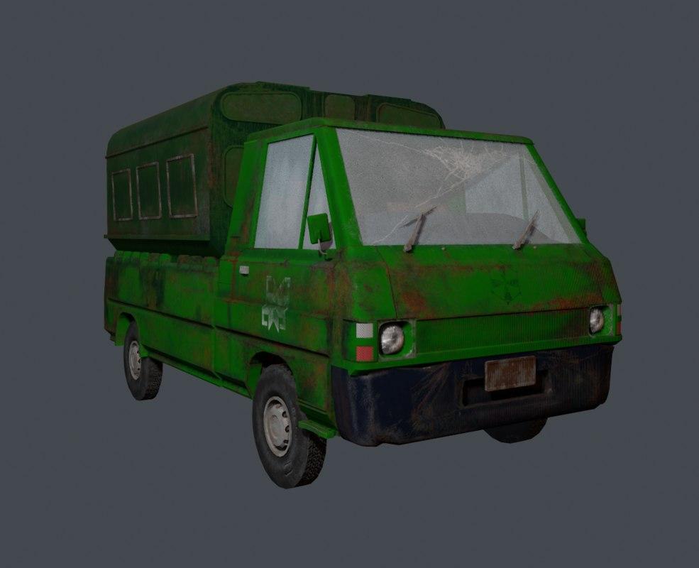 3D cars vehicles