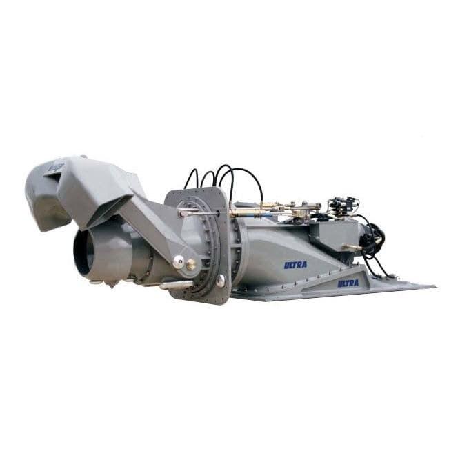 boat propulsion 3D model