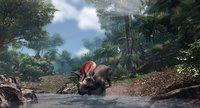 Torozaur Jurassic Dinosaur VR / AR / low-poly 3D model torozaur jurassic dinosaur 3d model obj fbx blend 1