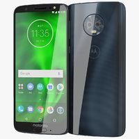 Motorola Moto G6 Indigo Blue
