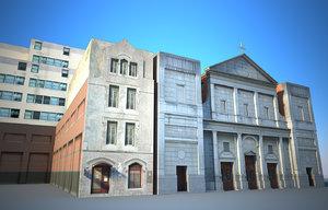 3D st agnes church new york