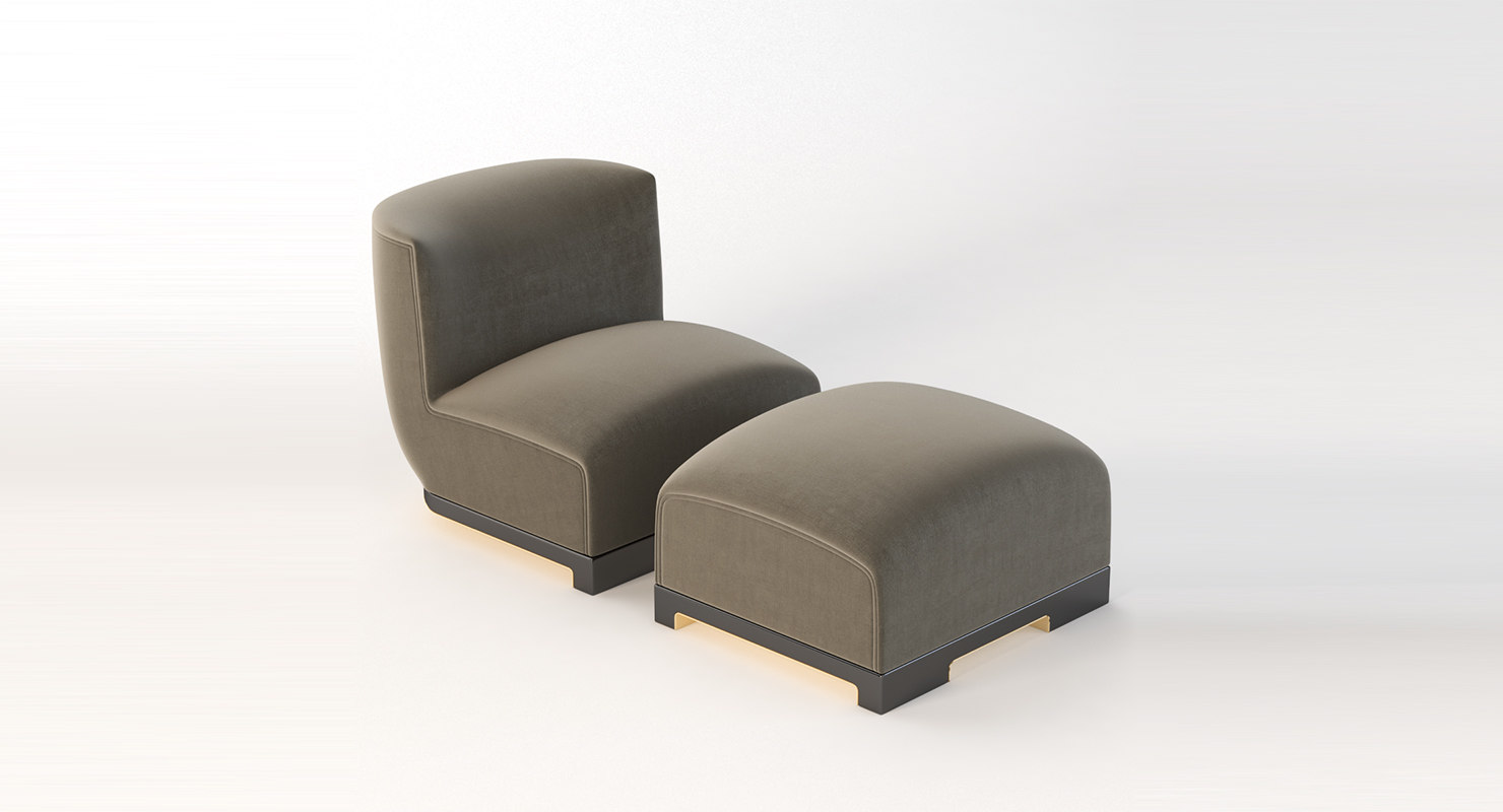3D seating