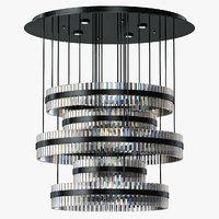 wired custom lighting orso 3D model