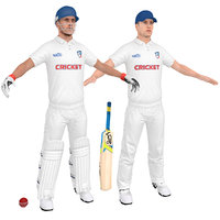Cricket Players COMBO 3