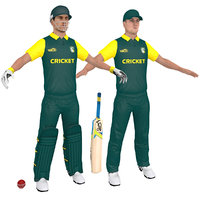 Cricket Players COMBO 4