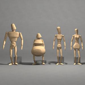 character animation model