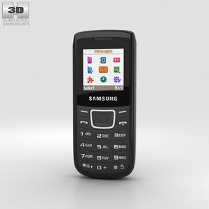 samsung e1100 1100 3D