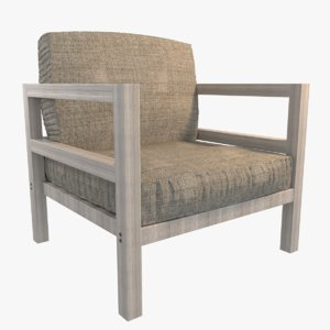 remo chair 3D model