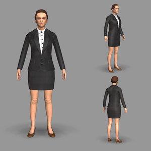 boss lady model