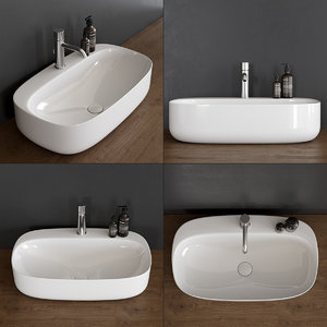 moon washbasin model