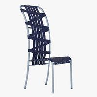 3D seating model