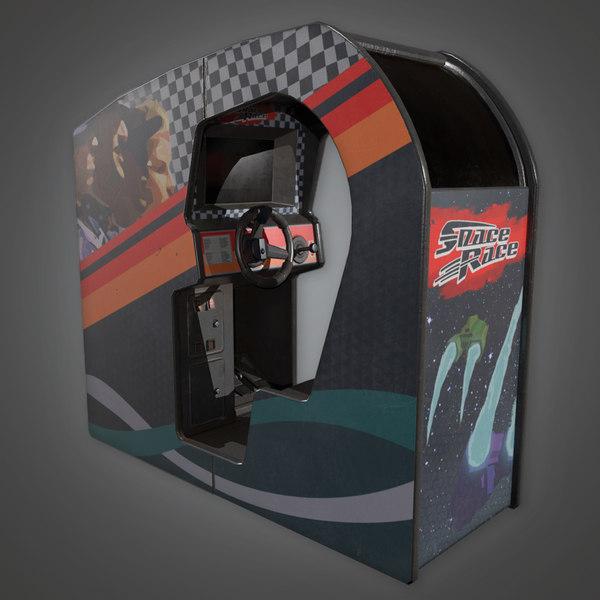 3D pbr ready - model