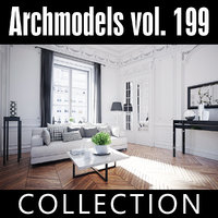 archmodels vol 199 3D model