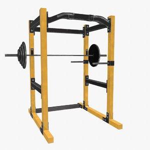 power frame model